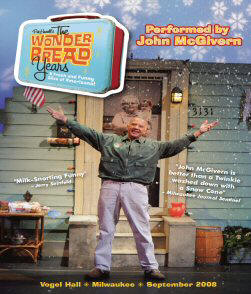 Wonderbread Years with John McGivern DVD