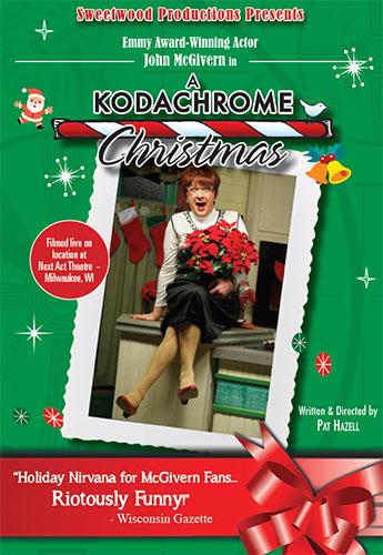 A Kodachrome Christmas DVD